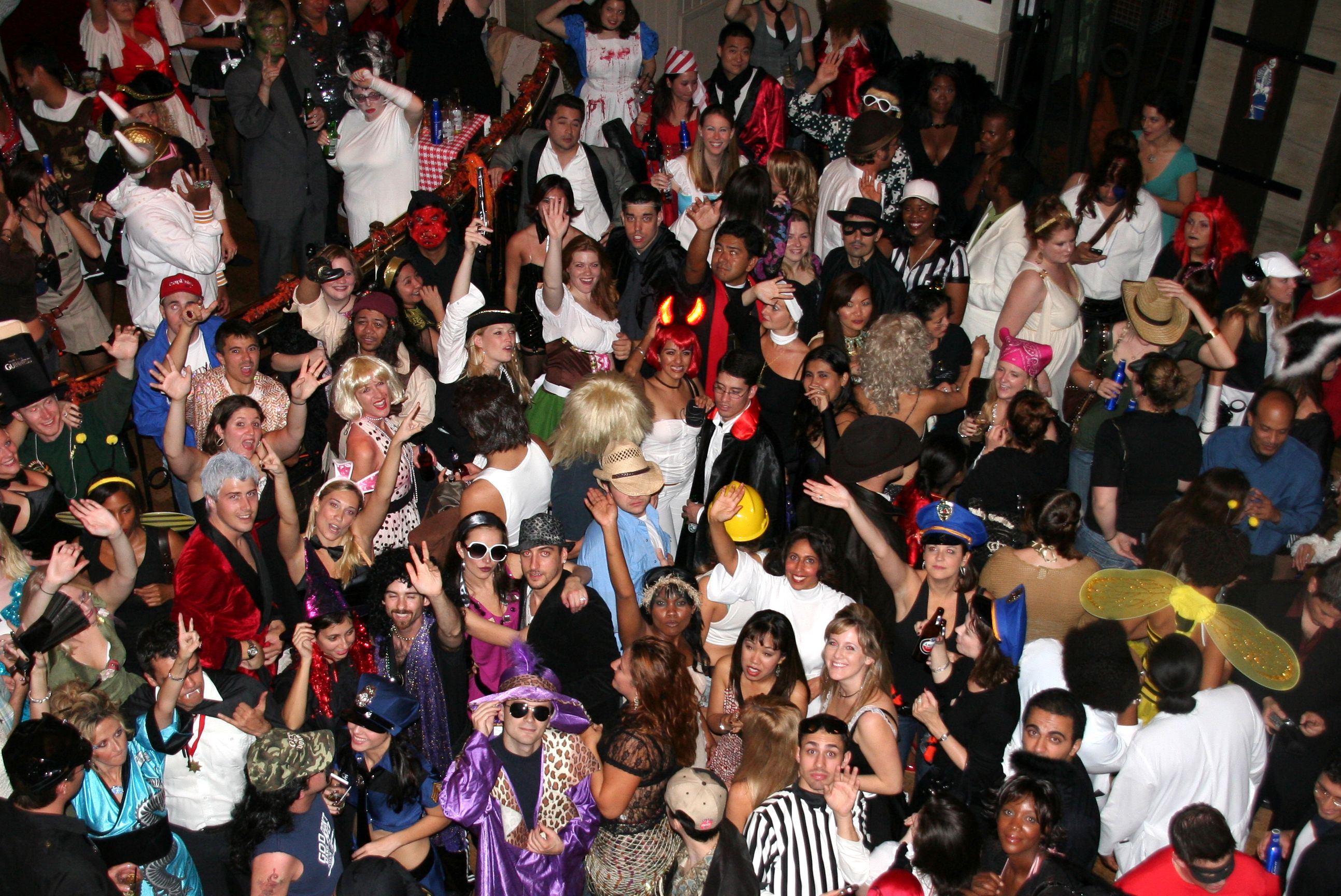 20 Years of Halloween in Washington D.C.